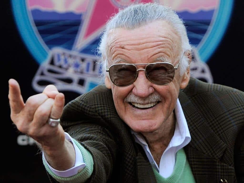 Legendárny tvorca najznámejších superhrdinov, Stan lee
