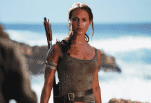 Tomb Raider Trailer