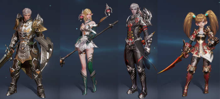 MMO hra Lineage 2: Revolution
