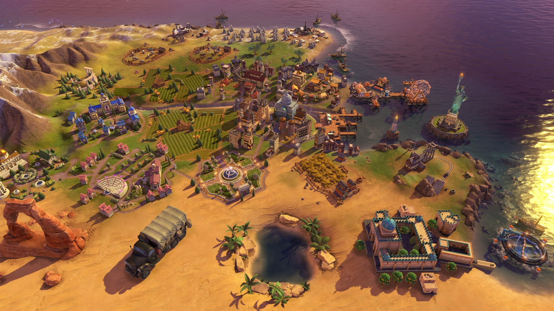 Civilization 6 DLC Rise and Fall